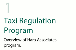 Taxi Regulation Program